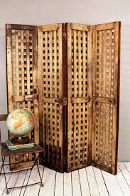 Rustic Room Dividers by Apartments Interior Creative Room Dividers And Rustic Longs Floor