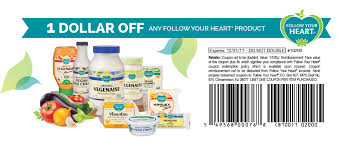 vegan and cruelty free coupons peta follow your heart