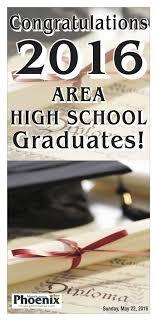 book for high school graduate 2016 area high school graduates community muskogeephoenix