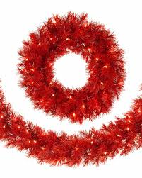 christmas gold and red christmas tree skirt white ornamentsred