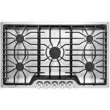 Spider Burners by Frigidaire 36 In Gas Cooktop In Stainless Steel With 5 Burners