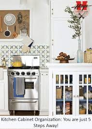 how to organize your kitchen cabinet you are just 5 steps away