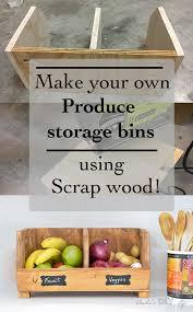 diy vegetable storage bin with dividers anika u0027s diy life