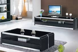 Cabinets Living Room Furniture High Grade Stainless Steel Glass Coffee Table Tv Cabinet Modern