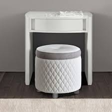 small dressing table with mirror and stool bianca white high gloss mini dressing table mirror stool set f d