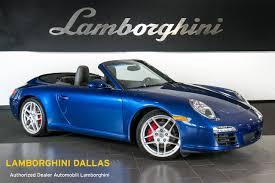 2009 porsche 911 cabriolet 2009 porsche 911 s cabriolet blue metallic lc337