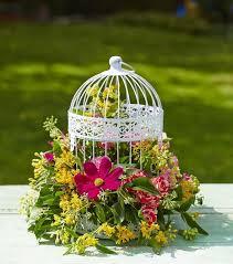 Wedding Flowers Table Decorations The 25 Best Birdcage Centerpiece Wedding Ideas On Pinterest