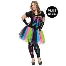 plus size costume buy funky bones plus size costume for adults