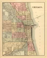 City Map Of Chicago by Ideal City Layout Regular Divisions Of The Plain Ironical