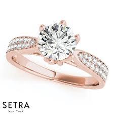 fine fashion rings images 18 fine gold women 39 s diamonds semi mount engagement rings setra jpg