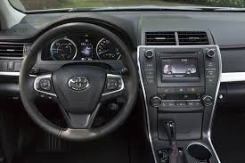 2015 Camry Le Interior Bold Design Meets Big Value The 2015 Toyota Camry Toyota Canada