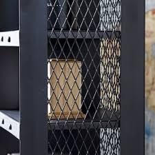 bureau tri postal bureau tri postal en métal noir 1 tiroir industriel decoclico