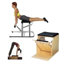 Pilates Chair Exercises Home And Studio Pilates Equipment In Pictures