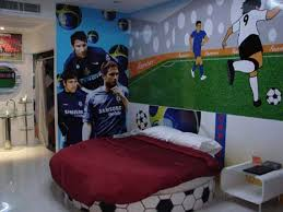 impressive design soccer decorations for bedroom soccer decor