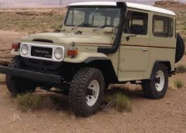 land cruiser vintage for sale 1980 toyota land cruiser bj40 diesel p s a c new