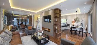London Flat Interior Design Jigsaw Interior Design Tudor Court Golders Green London