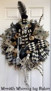 best 25 halloween mesh wreaths ideas on pinterest deco wreaths