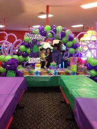 Diy Barney Decorations 49 Best Barney 2nd Birthday Theme Images On Pinterest 2nd