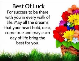 100 amazing luck messages wishesgreeting