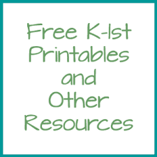 k 1 free library printables online games and more elementary