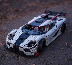 Lego Technic Koenigsegg One 1 The Want Is Strong 95 Octane