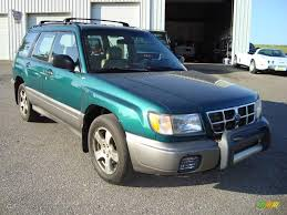 1999 subaru forester interior 1999 acadia green subaru forester s 12861142 photo 7 gtcarlot