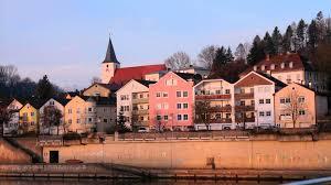 Passau Germany Map by Europe Passau Germany Youtube