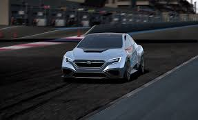 subaru viziv 7 subaru viziv performance concept previewing the next wrx news