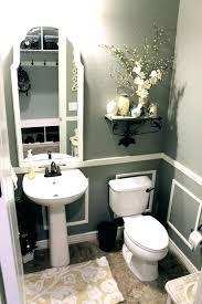 decorated bathroom ideas half bathroom decor half bathroom design brilliant design ideas