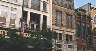 paducah kentucky a creative enclave steeped in history picture worthy architecture in the historic downtown