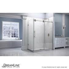 Enigma White Glass Bedroom Furniture Enigma Sliding Shower Enclosure