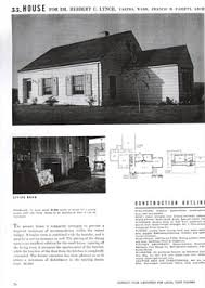 cape cod house plans 1950s cape cod revival washington state department of archaeology