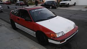honda ricer wing 91 crx si d16a6 build advice honda tech honda forum discussion
