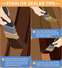 is it better to paint or stain your kitchen cabinets painting or staining a wooden deck fix