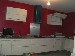 cuisine blanche mur framboise cuisine mur cuisine gris anthracite et galerie avec cuisine
