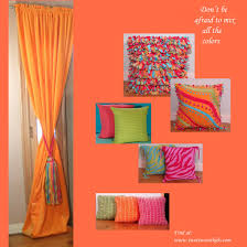 Designer Rooms Bright Colors For Teen Bedrooms Fabulous Girls Pillows Decor Tween