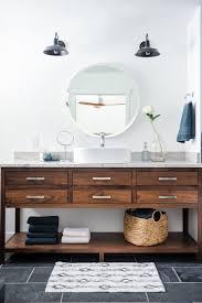 Bathroom Vanity Ideas Best 25 Wood Vanity Ideas On Pinterest Reclaimed Wood Vanity