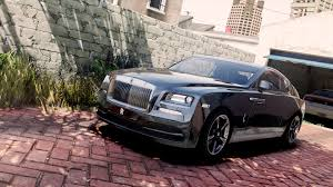 roll royce indonesia 2015 rolls royce wraith add on gta5 mods com