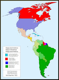 America Del Sur Map by Image America 1925 Png Alternative History Fandom Powered By