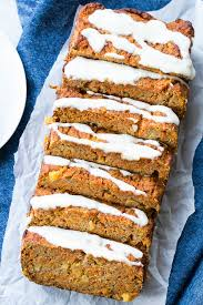 pineapple carrot cake bread paleo u0026 nut free the paleo running
