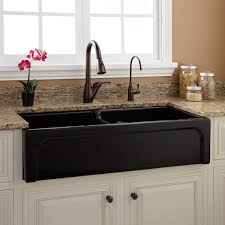 Kitchen Sink Black Kitchen Black Apron Front Kitchen Sink Wallpaper Image Kitchen