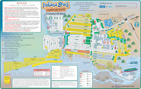 Gold Beach Oregon Map by Indiana Beach Campground Album Mobilerving