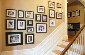 Ideas To Decorate Staircase Wall Staircase Wall Decoration Ideas Gorgeous Design Stairway Wall