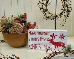 Christmas Decorations For Office Desk Let It Snow Small Christmas Sign Cubicle Christmas Decor