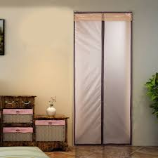 How Do Air Curtains Work Magnetic Thermal Insulated Door Curtain Enjoy Your Cool Summer And
