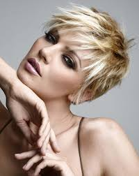 short haircut wig with texture cheap synthetic lace wigs p4