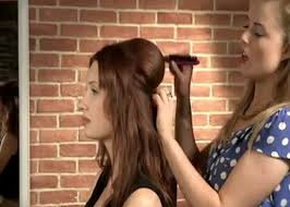 open hairstyles for round face dailymotion how to do a party hairstyle video dailymotion jpg