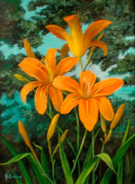tiger lillies nancyleeconrad gallery html