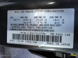 help find my color code mazda3 forums the 1 mazda 3 forum