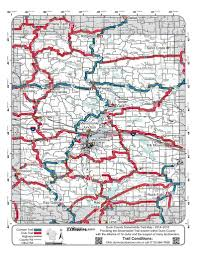 Wisconsin Snowmobile Trails Map by Dunn County Snowmobile Map Maplets